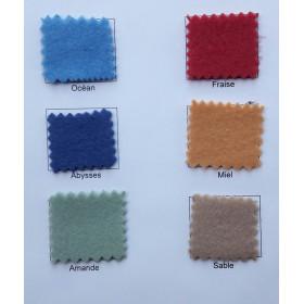 Couverture polaire 330g gamme couleur