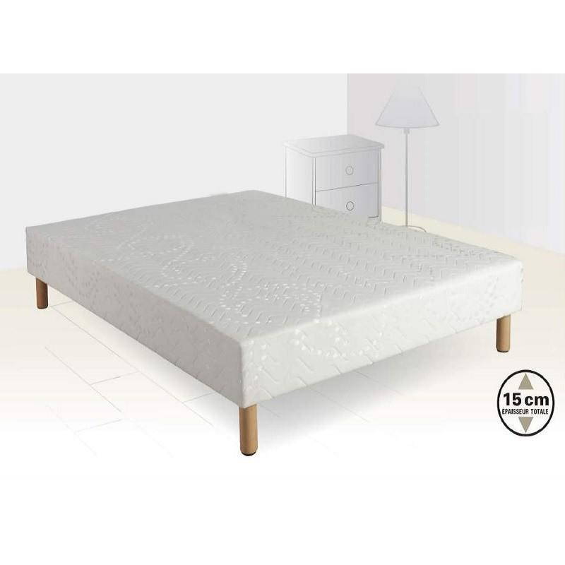 sommier lattes passives achille sant. Black Bedroom Furniture Sets. Home Design Ideas
