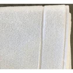 Linge de bain santé blanc | Qualité professionnelle | 100% coton