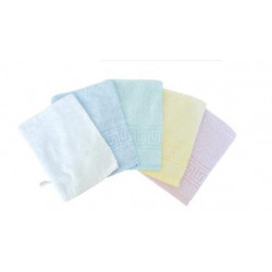 Gants de toilette résistant lavage industriel - PRIMO - 360 gr/m²