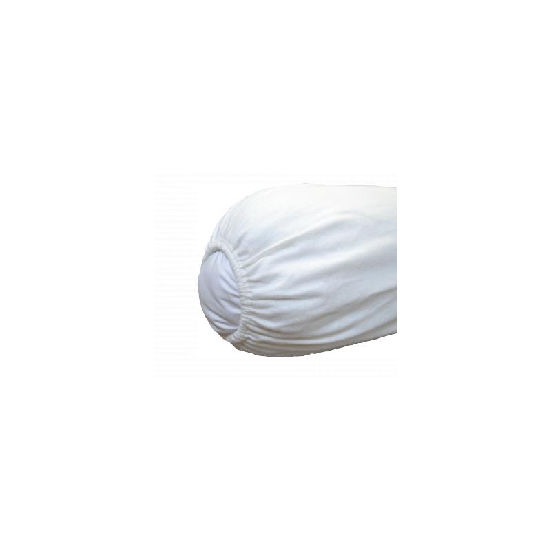 Taie de traversin très résistant | Polycoton | Utilisation médicale