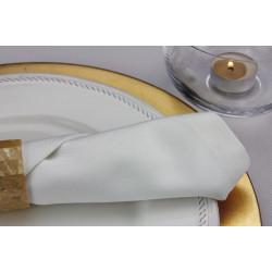 Serviettes de table ignifugées non feu M1 - TOLGA M1 - 270 gr/m²