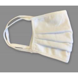 2 Masques Tissu Lavables UNS1 - Homologués DGA 100 lavages