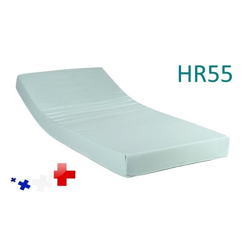 Matelas santé articulé pour lit médicalisé - FLEXIMED HR 55