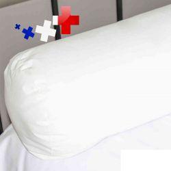 Polochon plastifié imperméable - Collectivité et santé - 90 cm